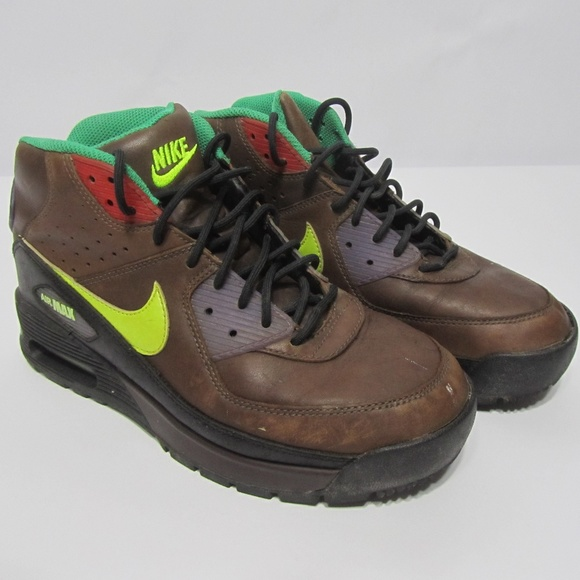best service 6d44a 99568 *RARE*NIKE AIR MAX 90 Men's size 7 SNEAKER BOOTS